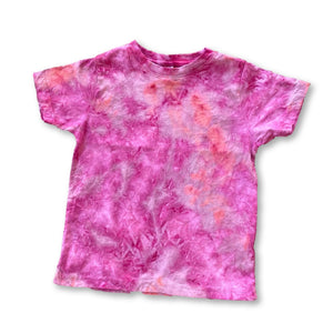 Blank Youth T-shirt for Dyeing