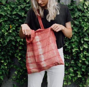Organic Cotton Tote Bag for Dyeing