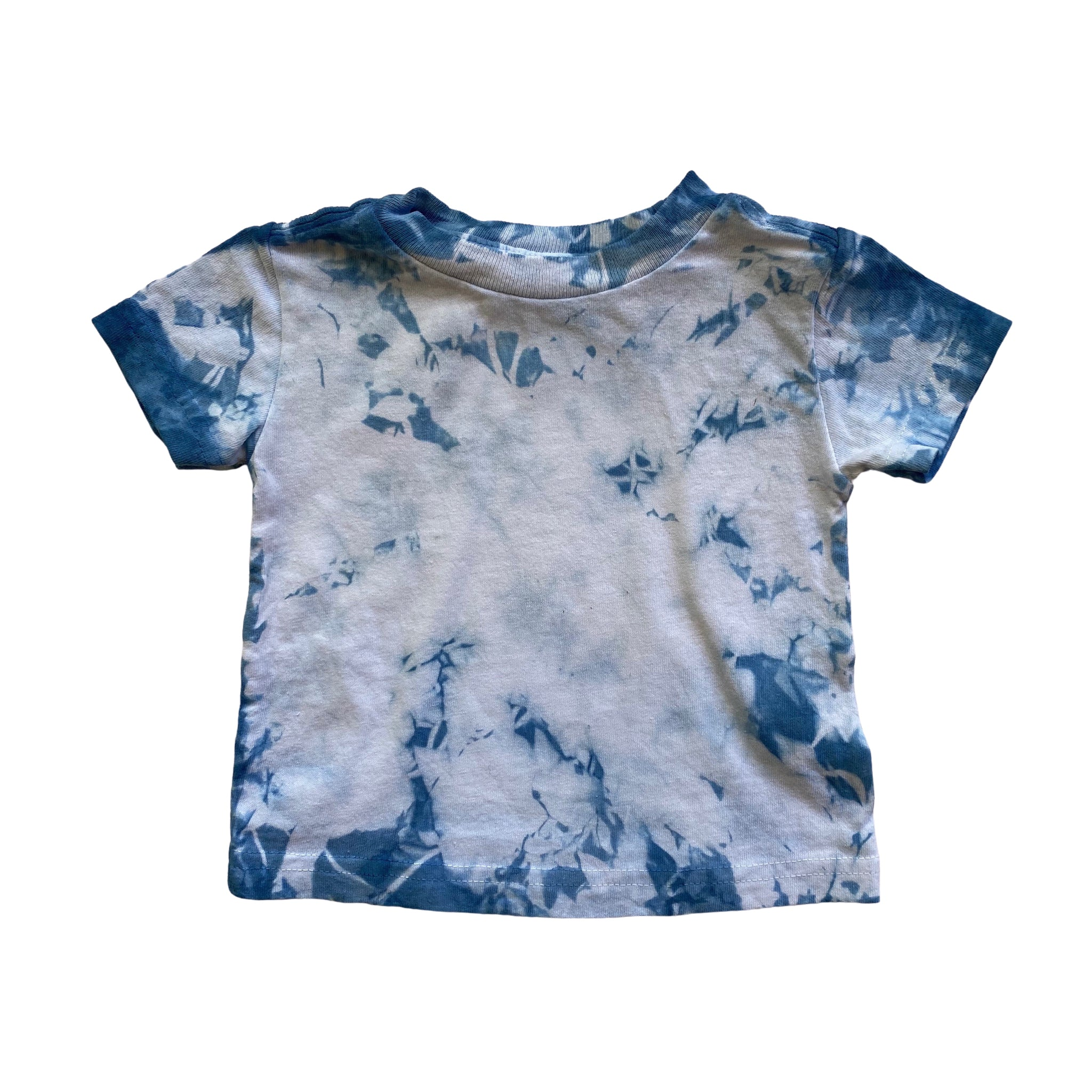 Baby or Toddler T-shirt for Dyeing