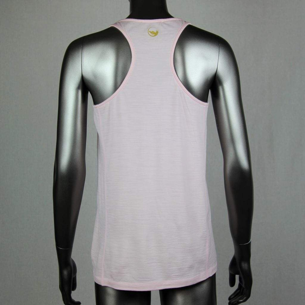 Chill Angel Tops M / Pink Chill Angel Merino Wool Tank-Top Sale