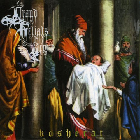 Grand Belial's Key - Kosherat CD