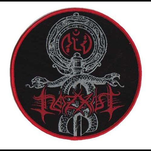 Nazxul - Circular Logo Patch - LAST ONE!