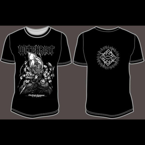 Witchrist - The Great Tormentor Short Sleeved T-shirt