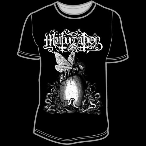 Mutiilation - Majestas Leprosas Short Sleeved T-shirt - REDUCED PRICE!!
