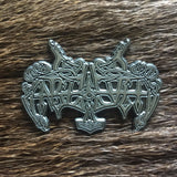 Enslaved Old Logo Metal Pin