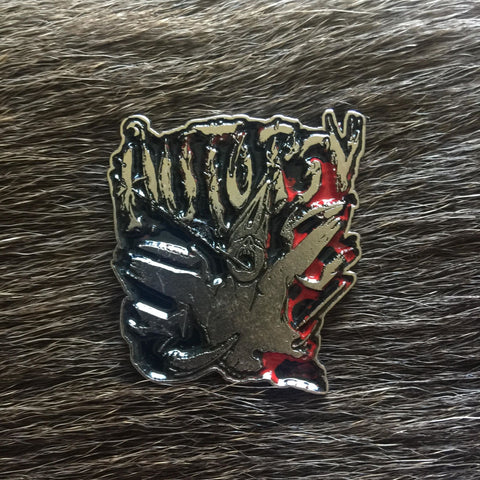 Autopsy - Severed Survival Metal Pin