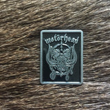 Motorhead - War Pig Metal Pin