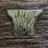 Electric Wizard Logo Metal Pin