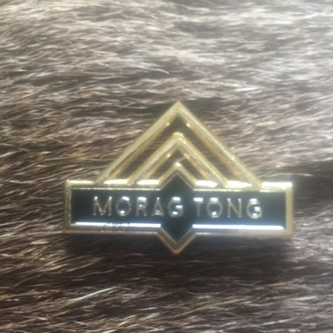 Morag Tong Logo Metal Badge