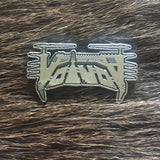 Voivod - Logo Metal Pin