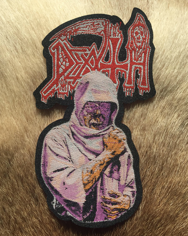 Death - Leprosy Shaped Patch