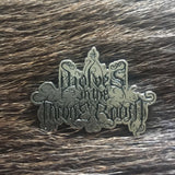 Wolves in the Throne Room Logo Metal Pin