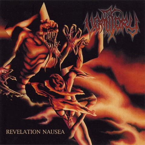 Vomitory - Revelation Nausea CD