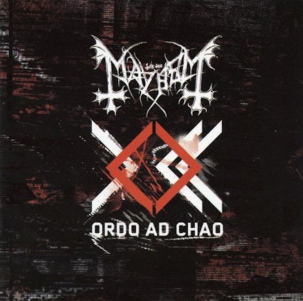 Mayhem - Ordo Ad Chao CD