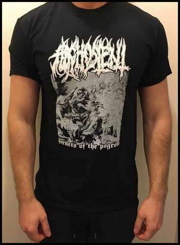 Arghoslent- Hornets Of The Pogrom Short Sleeved Tshirt