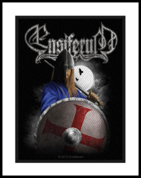 Ensiferum - Viking Shield Patch