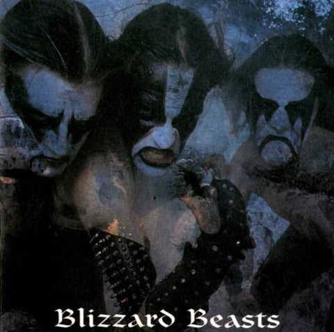 Immortal - Blizzard Beasts CD