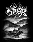 Saor - Cù-Sìth Short Sleeved T-shirt