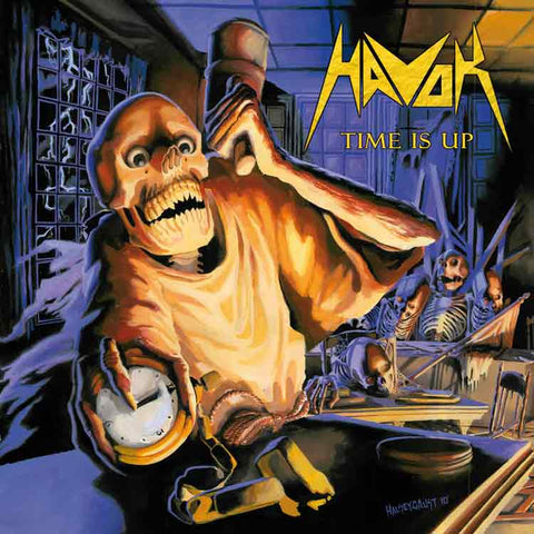 Havok - Time Is Up CD