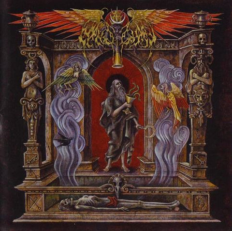 Nightbringer - Hierophany of the Open Grave CD