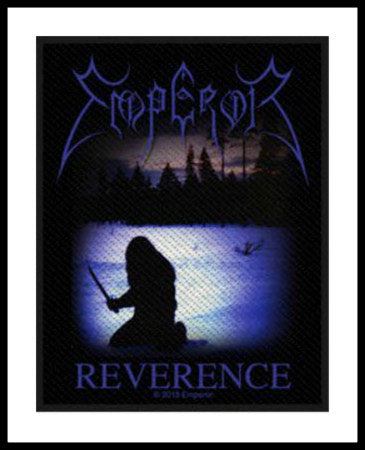 Emperor - Reverence Patch