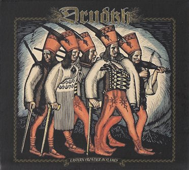 Drudkh - Eastern Frontier In Flames Digipak CD