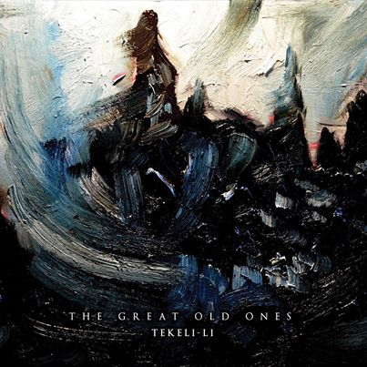 The Great Old Ones - Tekeli - Li Digipak CD