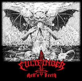 Cultfinder - Hell's Teeth CD