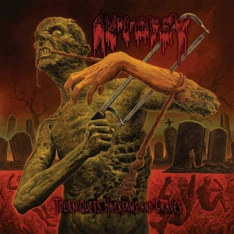 Autopsy	- Tourniquets, Hacksaws & Graves Slipcase CD