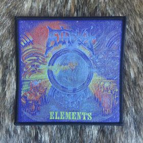 Atheist - Elements Numbered Limited Patch
