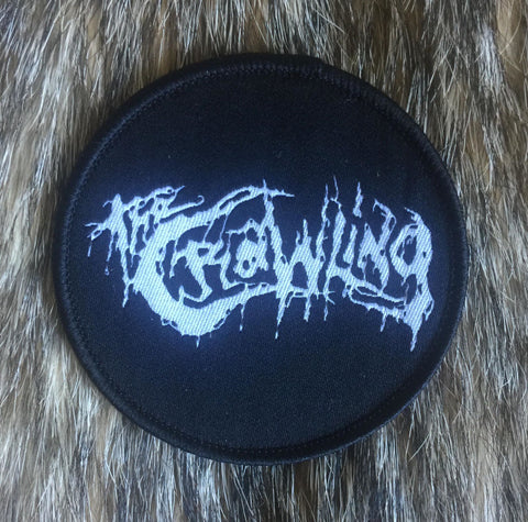The Crawling - Logo Circular Patch
