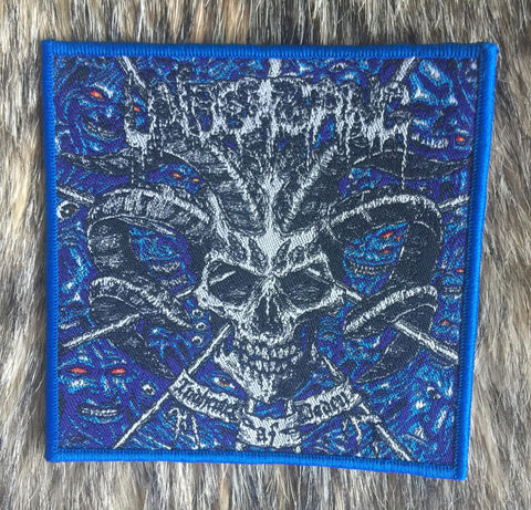 Undergang - Indhentet Af Doden Blue Border Limited Edition Patch