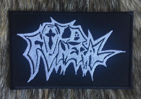 Old Funeral - Logo Patch