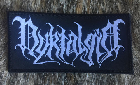 Nyktalgia - Logo Patch