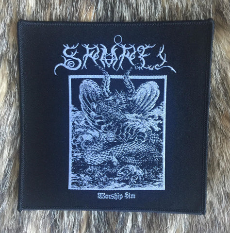 Samael - Worship Him Limited Edition Patch