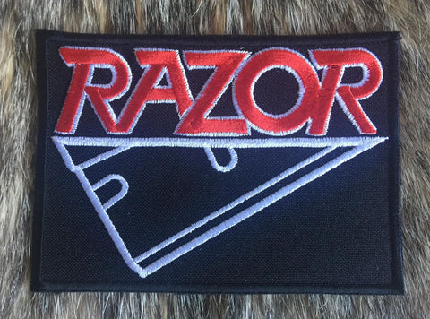 Razor - Logo Patch