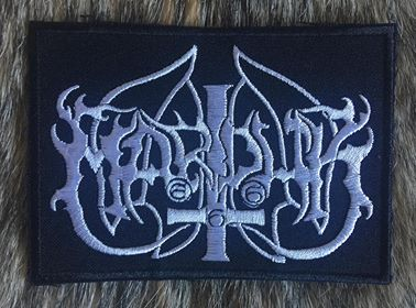 Marduk - Logo Patch