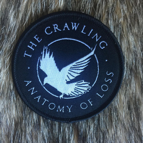 The Crawling - Anatomy of Loss Circular Patch