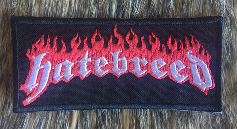 Hatebreed - Logo Patch
