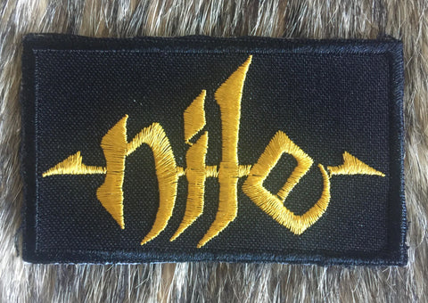 Nile - Logo Patch