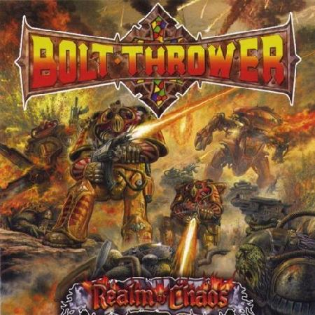 Bolt Thrower - Realm of Chaos FDR Limited Edition Purple Vinyl