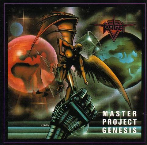 Target - Master Project Genesis Digibook CD