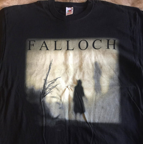 Falloch - Where Distant Spirits Remain Short Sleeved T-shirt - REDUCED PRICE & LAST ONE!
