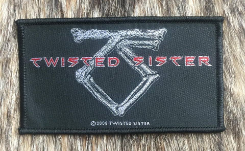 Twisted Sister - Logo Patch - last one!
