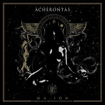 Acherontas  - Ma-IoN (Formulas of Reptilian Unification) CD