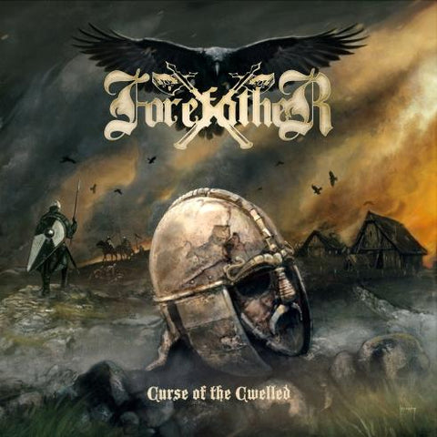 Forefather - Curse of the Cwelled CD