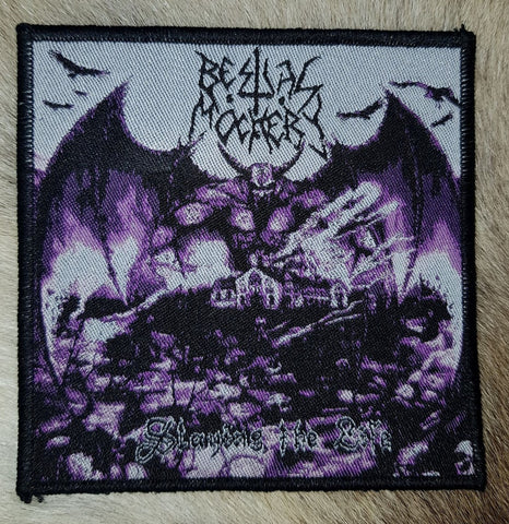 Bestial Mockery - Slaying the Life Limited Patch