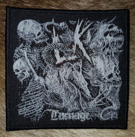 Lik - Carnage Black Border Limited Patch
