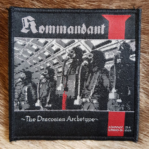 Kommandant - The Draconian Archetype Limited Patch
