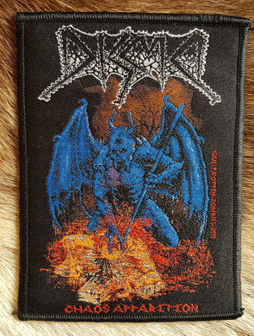 Disma - Chaos Apparittion Limited Edition Patch